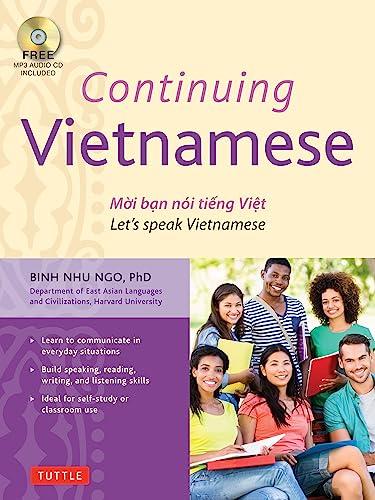 9780804845335: Continuing Vietnamese