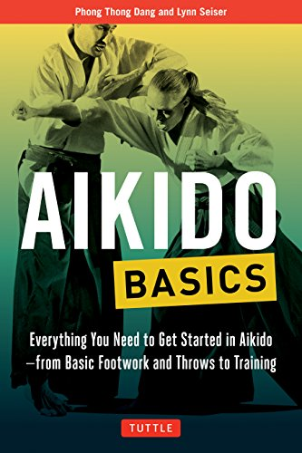 9780804845878: Aikido Basics: Everything you need to get started in Aikido - from basic footwork and throws to training (Tuttle Martial Arts Basics)