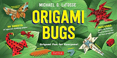 9780804846479: Origami Bugs Kit: Origami Fun for Everyone!