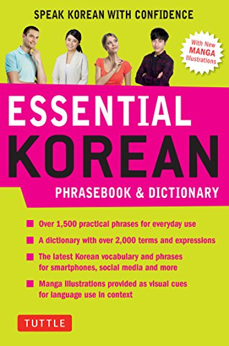 9780804846806: Essential Korean Phrasebook & Dictionary (Phrasebooks)