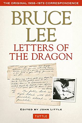 9780804847094: Bruce Lee Letters of the Dragon: The Original 1958-1973 Correspondence (The Bruce Lee Library)