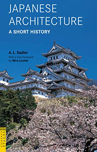 9780804847360: Japanese Architecture: A Short History (Tuttle Classics)