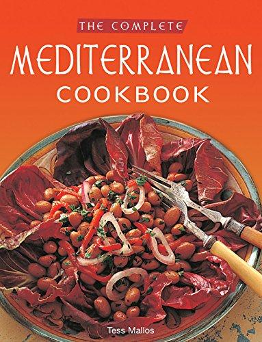 9780804847452: Complete Mediterranean Cookbook: [Over 270 Recipes]