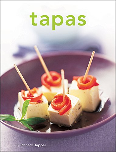 9780804847483 Tapas Tuttle Mini Cookbook