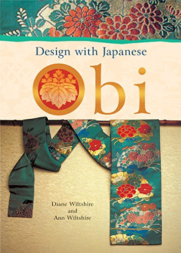 9780804847575: Design with Japanese Obi