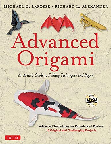 9780804848077: Advanced origami (new ed)/anglais