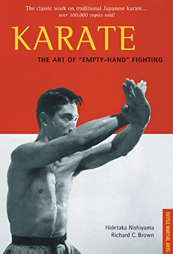 9780804849340: Karate The Art of Empty-Hand Fighting: The Classic Work on Traditional Japanese Karate