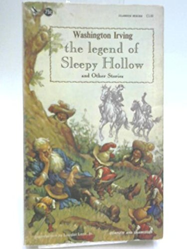 The Legend of Sleepy Hollow and Other: Washington Irving; Introduction-Lauriat