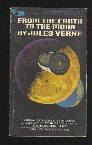an analysis of the book from the earth to the moon and around the moon by jules verne From the earth to the moon, verne's account of a lunar expedition penned more  than a  book is devoted to discussing, debating and hypothesizing on scientific .