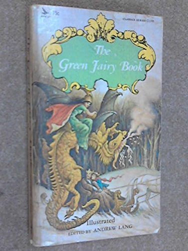 Green Fairy Book: Lang, Andrew