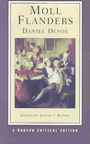 Moll Flanders (0804902003) by Daniel Defoe