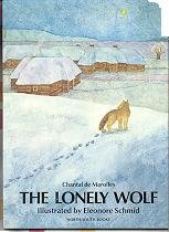 9780805000061: The Lonely Wolf (English and German Edition)