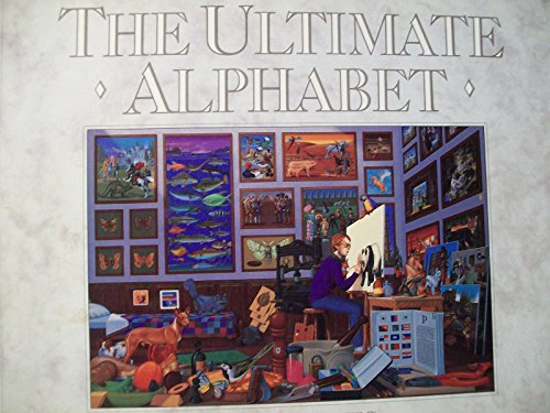 9780805000764: The Ultimate Alphabet