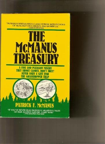 The McManus Treasury I (0805001123) by Patrick F. McManus