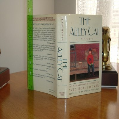 The Alley Cat: Beauchemin, Yves author, translated by Fischman, Sheila