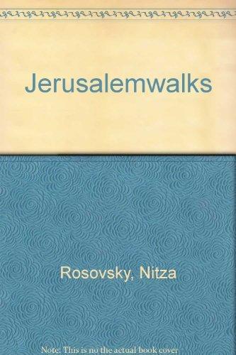 Jerusalemwalks: Rosovsky, Nitza