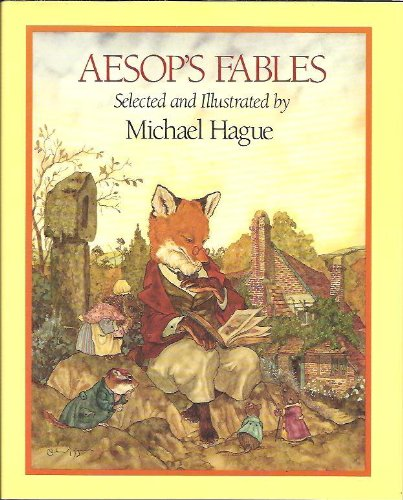 Aesop's Fables: Hague, Michael