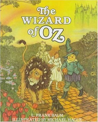 The Wizard Of Oz: Frank Baum, Illustrated