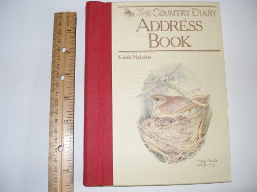9780805002256: Country Diary Address Book