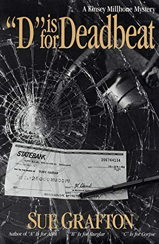 9780805002485: D Is for Deadbeat: A Kinsey Millhone Mystery