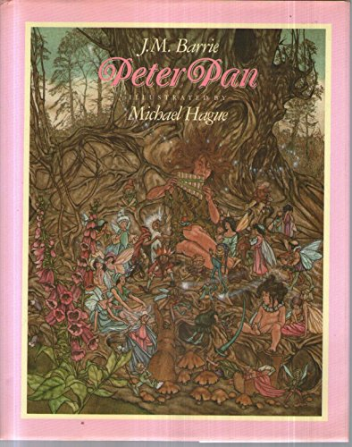 Peter Pan: Barrie, James M.