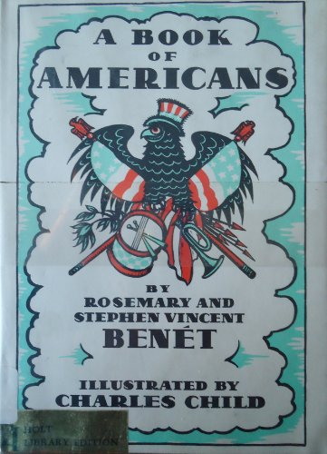 9780805002843: A Book of Americans (Owlet Book)