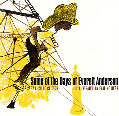 9780805002898: Some of the Days of Everett Anderson