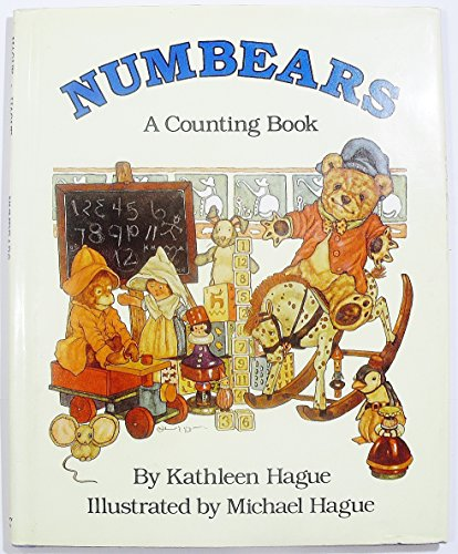 Numbears a Counting Book: Hague, Kathleen