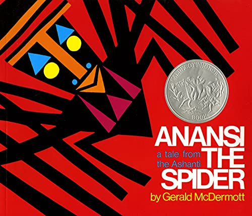 9780805003116: Anansi the Spider: A Tale from the Ashanti