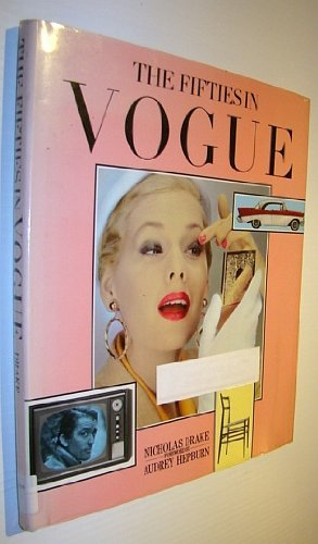 9780805003246: The Fifties in Vogue