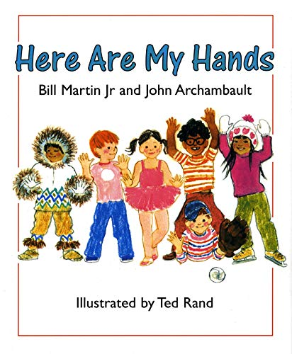 9780805003284: Here Are My Hands