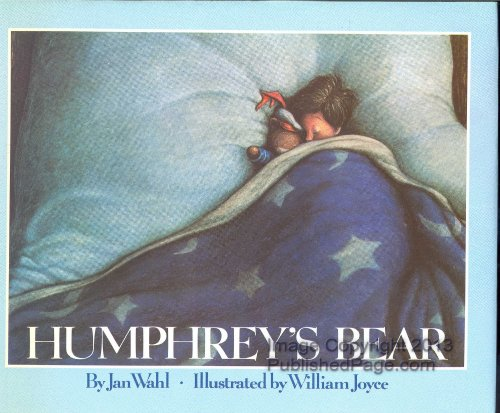 Humphrey's Bear: Wahl, Jan; Joyce, William