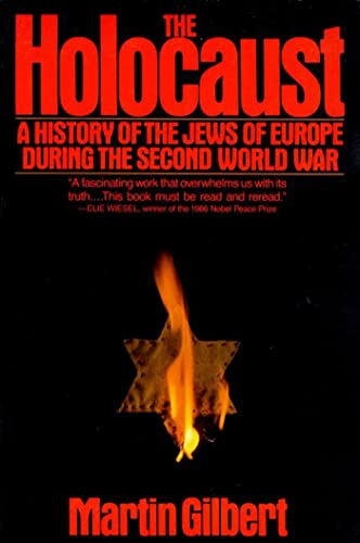 9780805003482: The Holocaust: A History of the Jews of Europe During the Second World War
