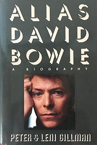 9780805003901: Alias David Bowie