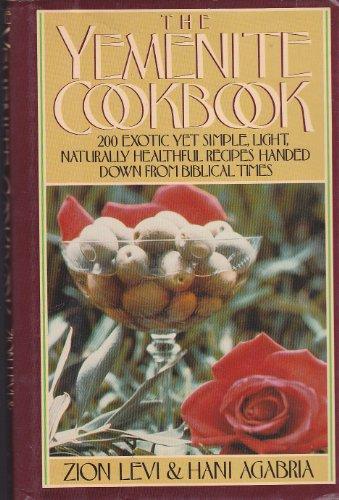 9780805003949: The Yemenite Cookbook