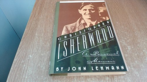 9780805004359: Christopher Isherwood: A Personal Memoir