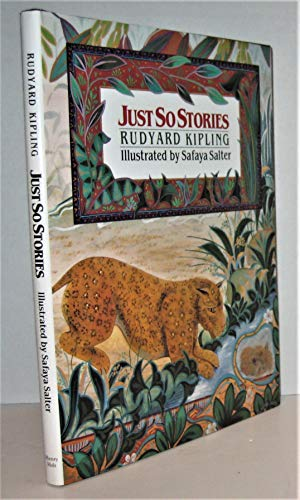 Just So Stories: Kipling, Rudyard