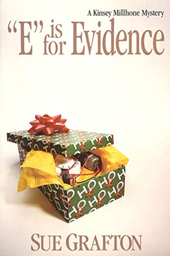 E is for Evidence: Grafton, Sue