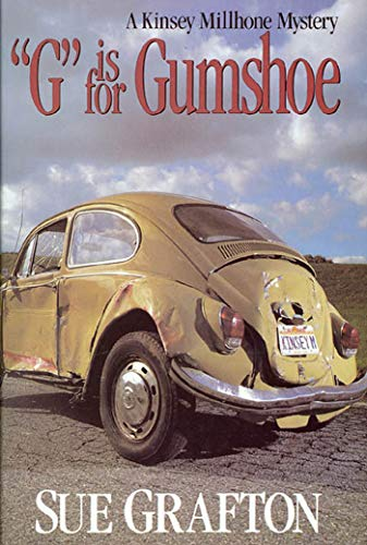 G Is for Gumshoe: Grafton, Sue