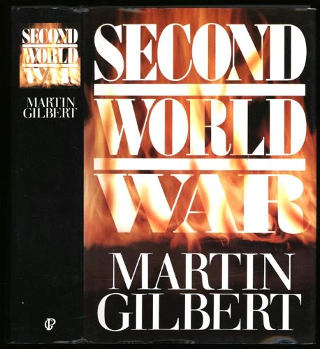 9780805005349: The Second World War: A complete history
