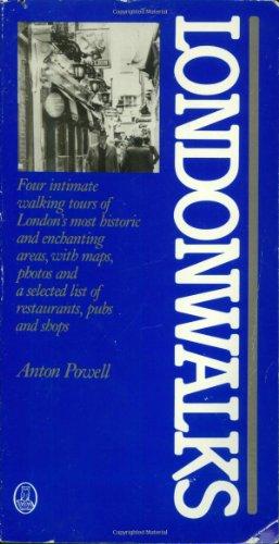 9780805005523: Londonwalks