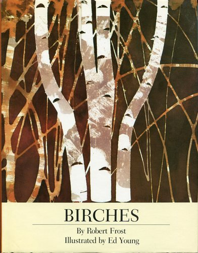 "childhood preservation in the poem birches by robert frost Robert frost is a prominent american poet whose poetry is analysis of `birches` by robert frost ""frost lost two children to death in early childhood."