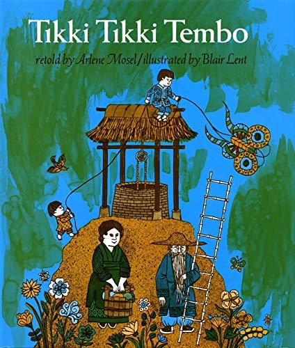 9780805006629: Tikki Tikki Tembo
