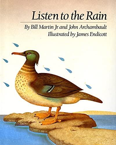 Listen to the Rain: Martin Jr., Bill,