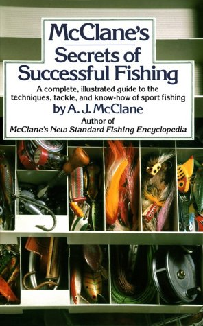 McClane's Secrets of Successful Fishing (0805007075) by A. J. McClane