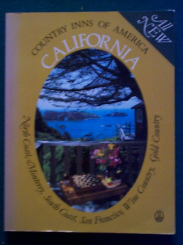 9780805007329: Country Inns of America California
