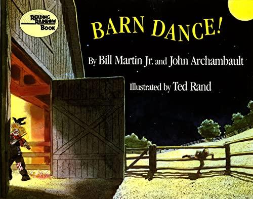 9780805007992: Barn Dance! (Reading Rainbow)