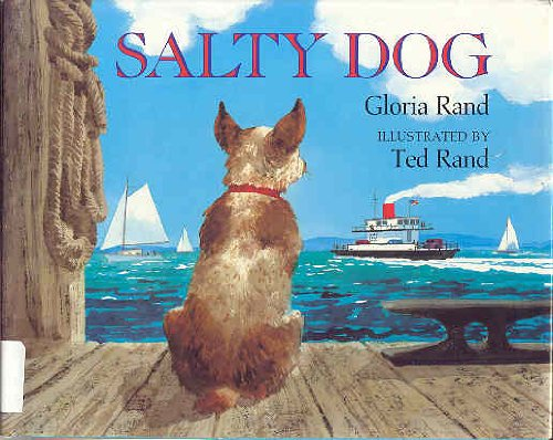 Salty Dog By Rand Gloria Rand Ted Illus Very Good Hardcover 1989 First Edition Signed Inscribed Turn The Page Books % 100 of our proceeds go towards sponsoring players chosen by you. usd