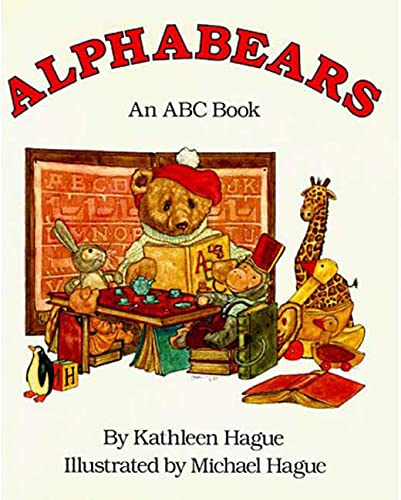 Alphabears: An ABC Book: Hague, Kathleen