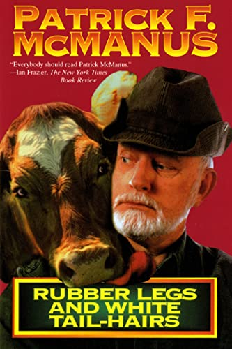 9780805009125: Rubber Legs and White Tail-Hairs (Holt Paperback)
